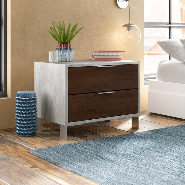 VIG Furniture Lipscomb NIghtstand   Item# 8169
