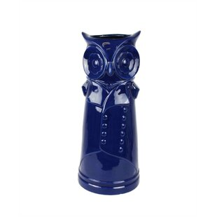 Red Barrel Studio Constantino Bewildering Owl Umbrella Stand