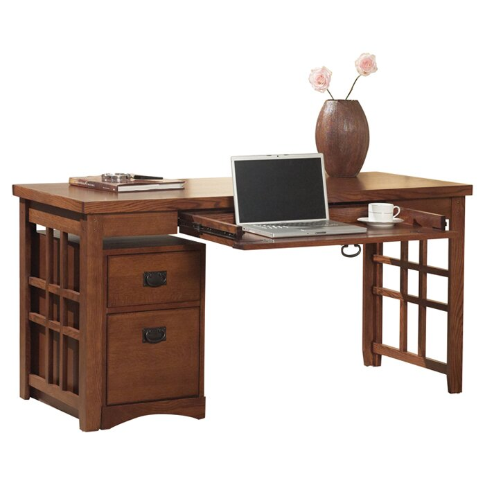 Mission Pasadena Computer Desk