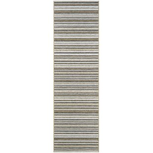 Holdren Light Brown/Ivory Indoor/Outdoor Area Rug