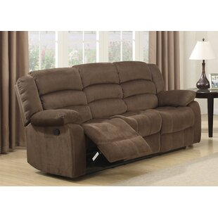 AC Pacific Bill Living Room Reclining Sofa