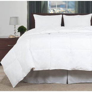 100% Cotton Feather All Season Down Comforter