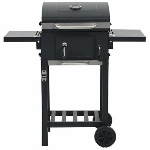 43cm Mardell Portable Charcoal Barbecue By Sol 72 Outdoor