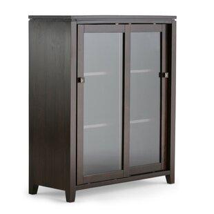 Simpli Home Cosmopolitan Accent Cabinet