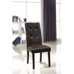 Royal Comfort Parsons Chair (Set of 2) by Bellasario Collection