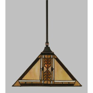 Red Barrel Studio Ruiz 1-Light Mini Pendant
