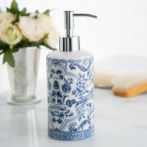 Porcelain Lotion Dispenser