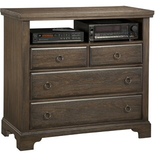 Brookhill 4 Drawer Media Chest Darby Home Co