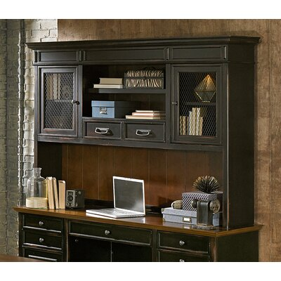 17 Stories Django 49 inch H x 705 inch W Desk Hutch