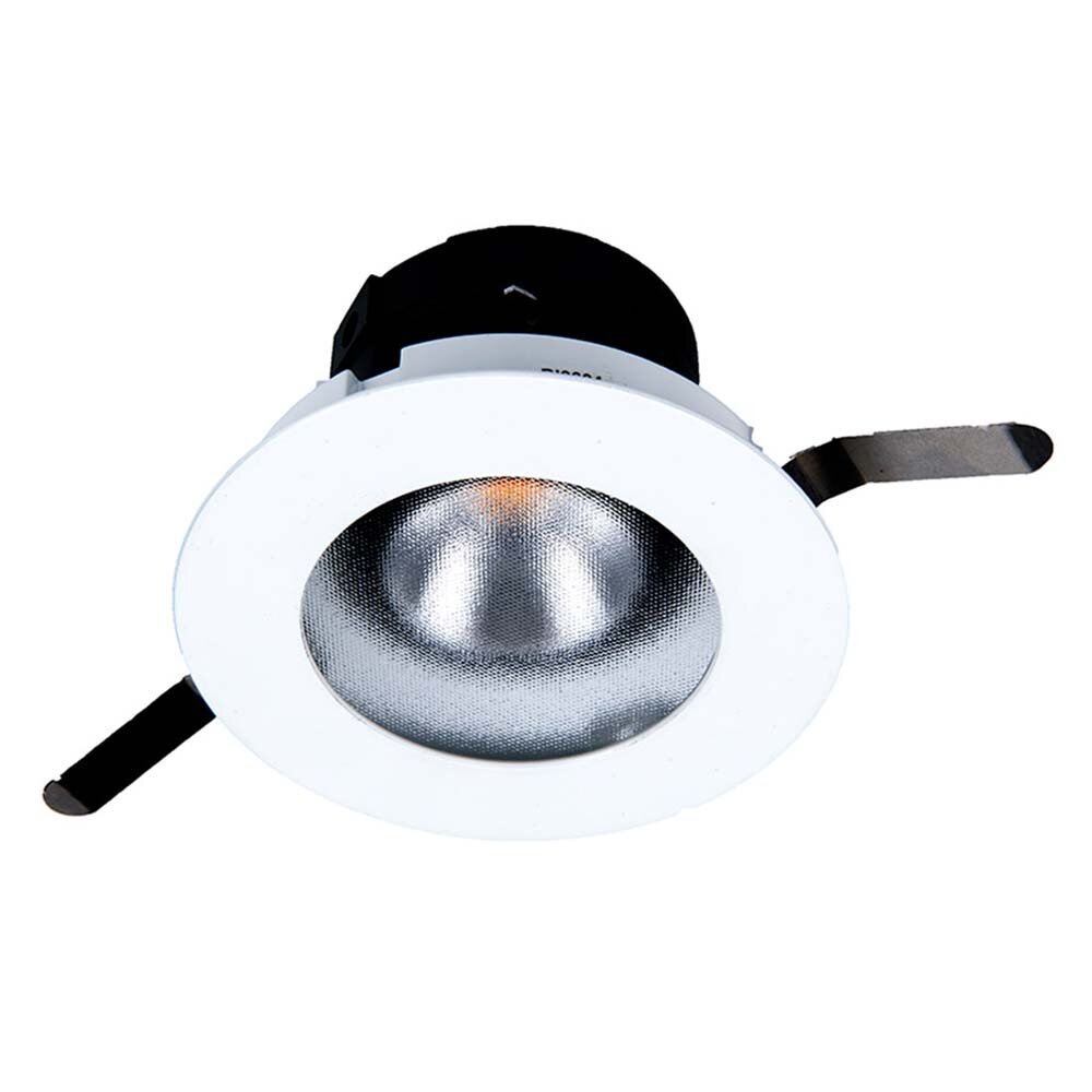 Wac Lighting Aether Round Invisible Led 2 Adjustable Recessed Trim Wayfair