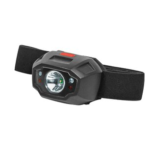 Stanley Headlight Led With Headband 7.5 Cm Grey By Freeport Park