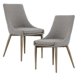 Corrigan Studio Dominik Upholstered Dining Chair (Set of 2)