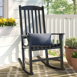 Abasi Porch Rocker Chair by Sol 72 Outdoor