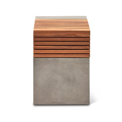 Modern Wood Accent Stools Allmodern