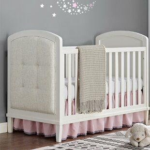Great Price Alerton 3-in-1 Convertible Crib By Harriet Bee