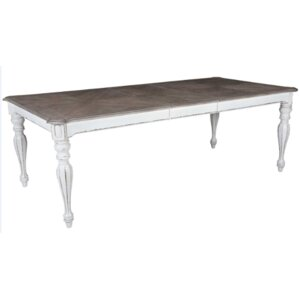 Tiphaine Extendable Dining Table by Lark Manor