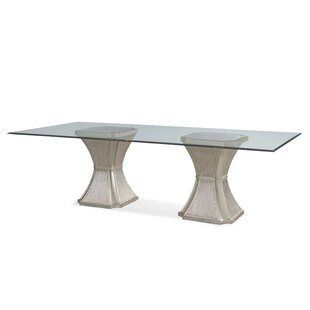 Marcarthur Dining Table by Willa Arlo Int..