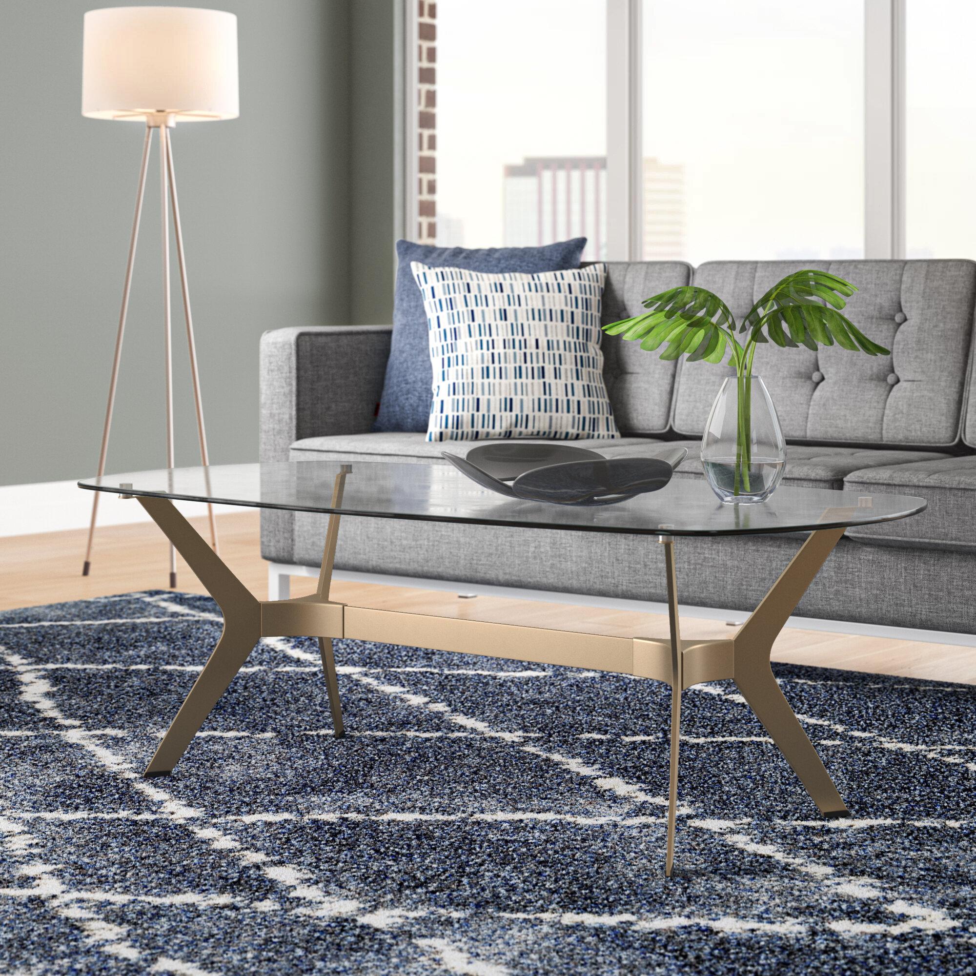 Studio Designs Home Archtech Modern Coffee Table Reviews Wayfair