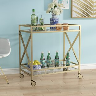 Alexio Bar Cart by Willa Arlo Interiors
