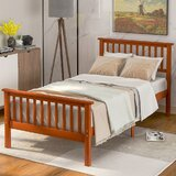Vankirk Twin Standard Bed by Foundry Select