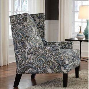 Auttenberg Wingback Chair by Dar by Home Co