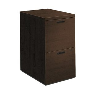 HON 10500 Series 2-Drawer Vertical Cabinet