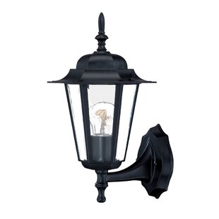 Look for Stovall Outdoor Sconce By Charlton Home