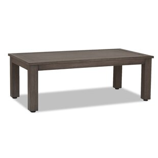 Laguna Metal Coffee Table by Sunset West