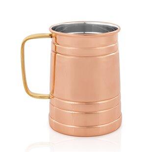 Admiral Juice Glass 22 oz. Copper