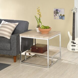 Alvar Contemporary End Table