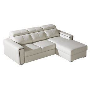 Tropic Reclining Sectional by The Collection German Furniture