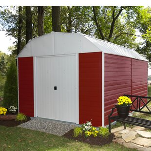 Arrow Barn 10 ft. W x 14 f..
