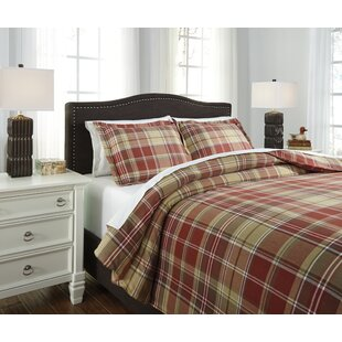 Darby Home Co Beachmount Duvet Cover Set