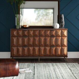 Mccaskill 6 Drawer Combo Dresser by Mercury Row