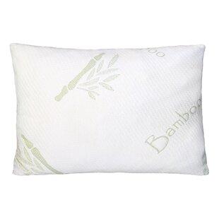Alwyn Home Ryker Shredded Memory Foam Pillow (Set of 4)