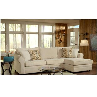 Darby Home Co Kenton 2 Piece Sectional Set