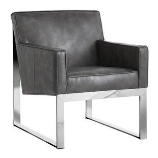 Club Sheldon Armchair By Sunpan Modern