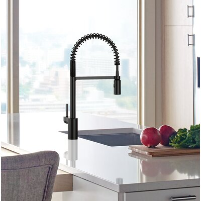 Find The Perfect Black Kitchen Faucets Wayfair