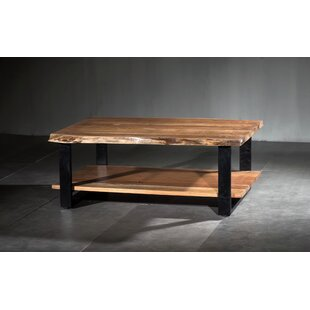 Mishti Live Edge Coffee Table