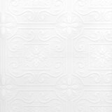 Francina Paintable Tile 33' L x 20.5 W Wallpaper Roll by House of Hampton®