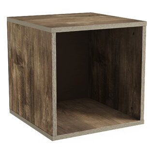 Au Cube End Table