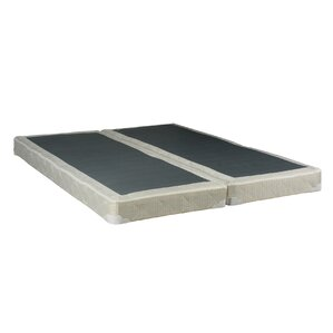 Hollywood  Low Profile Split Queen Size Box Spring by Spinal Solution