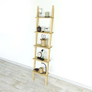 Millican Ladder Bookcase By Symple Stuff