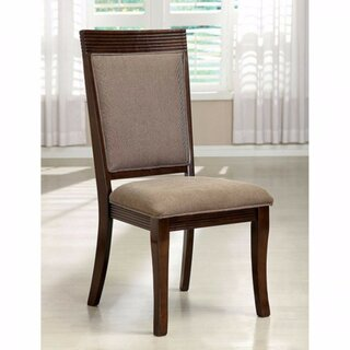 Amd Contemporary Upholstered Dining Chair (Set of 2) by Darby Home Co SKU:DC160509 Description