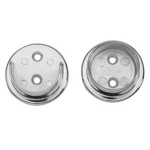 2 Piece Closet Flange Set for Tubing