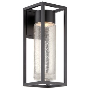 Modern Forms Structure LED Outdoor Flush Mount