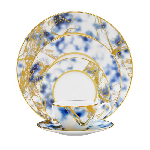 Noritake Jubilant Nights 9 Appetizer Plate Wayfair