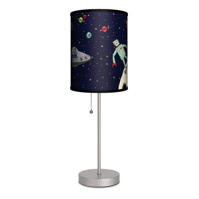 Wildkin olive kids out of this world cylinder 18 table lamp artist carrie masters robots in space 20 table lamp aloadofball Image collections