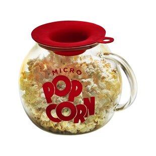 96 Oz. Micro-Pop Microwave Popcorn Popper