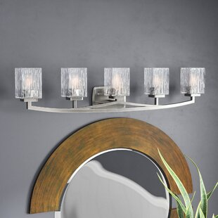 West Alton 5-Light Vanity ..